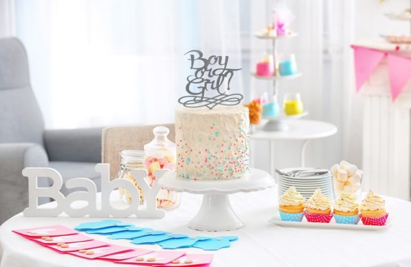 How to Throw a No-Waste Gender Reveal Party